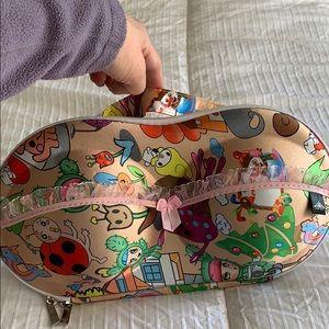 Portable Bra Underwear Lingerie Case Travel Bag